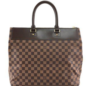 Louis Vuitton Greenwich Duffle Top Handle Bag